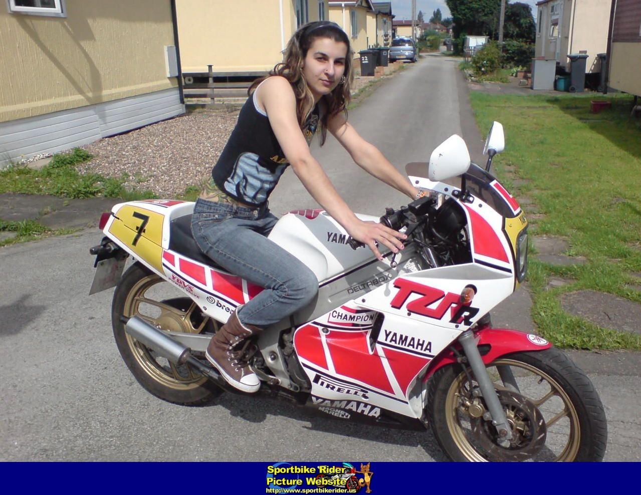 Yamaha TZR125