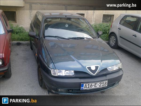 ALFA ROMEO 145 1.4 green