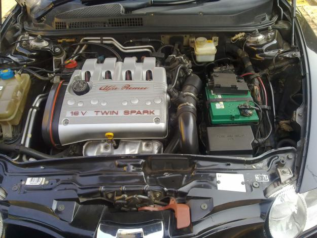 ALFA ROMEO 147 engine