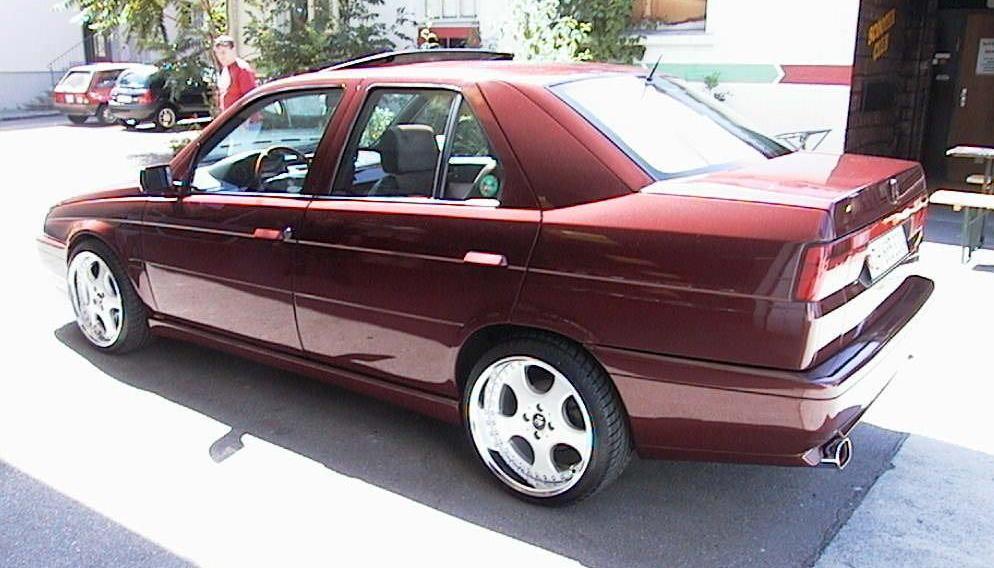 ALFA ROMEO 155 2.5