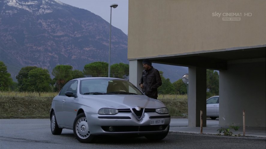 ALFA ROMEO 156 1.6 brown