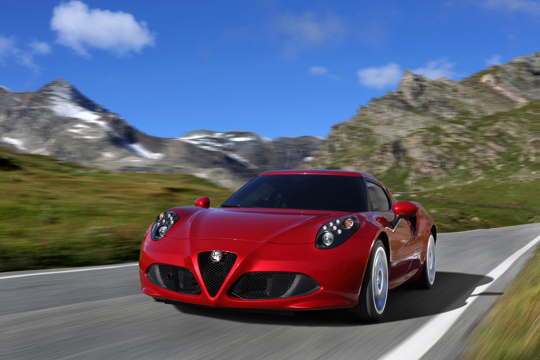 Alfa Romeo 4c >> alfa romeo 4c