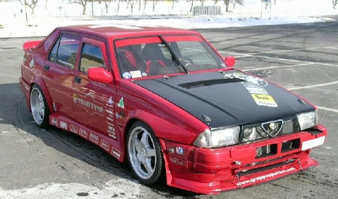 ALFA ROMEO 75 2.0