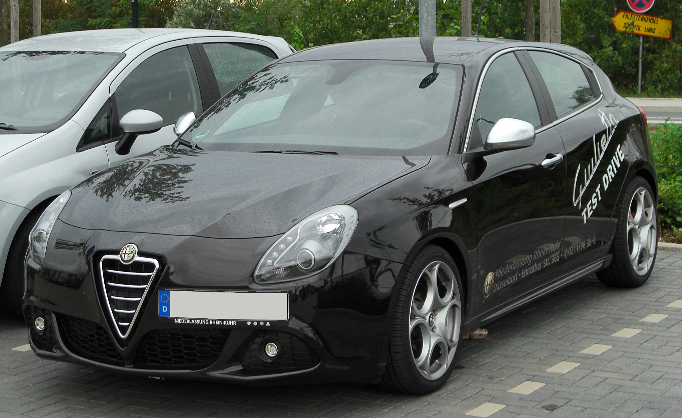 ALFA ROMEO GIULIETTA Review and photos