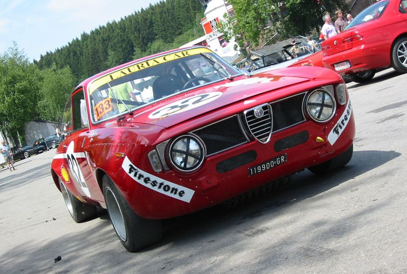 ALFA ROMEO GTA 1300 JUNIOR green
