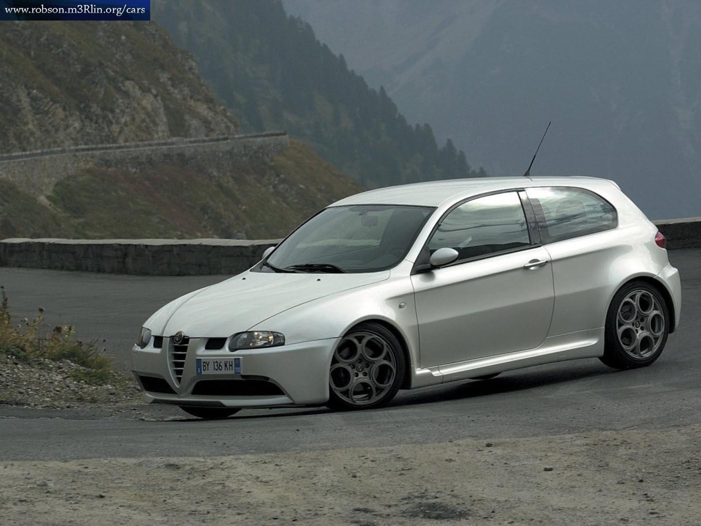 Alfa Romeo Gta Review And Photos Magnesium Wheels Blue
