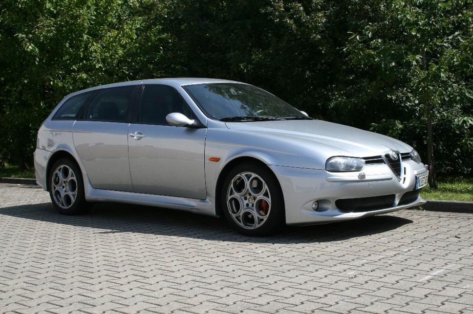ALFA ROMEO GTA silver