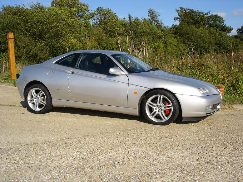 ALFA ROMEO GTV 3.2 V6 brown