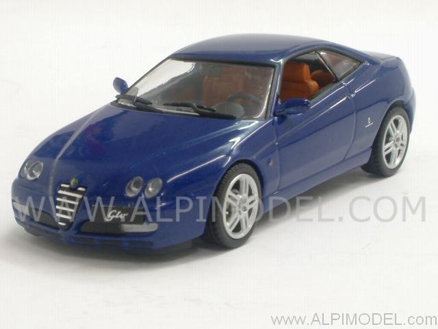 ALFA ROMEO GTV blue