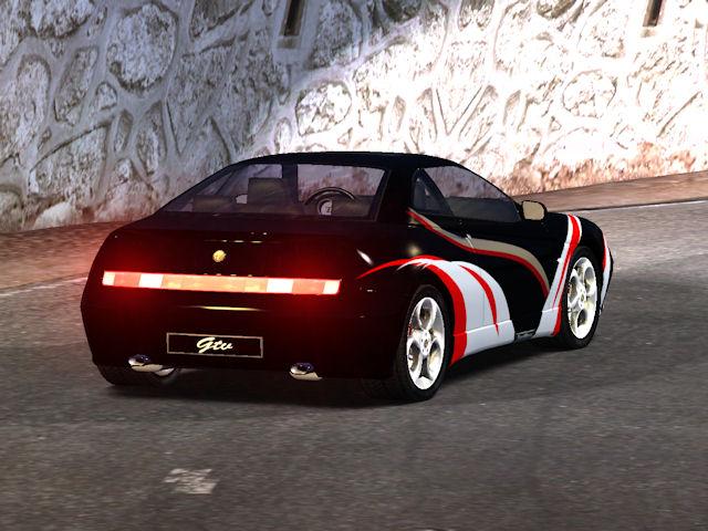 ALFA ROMEO GTV white