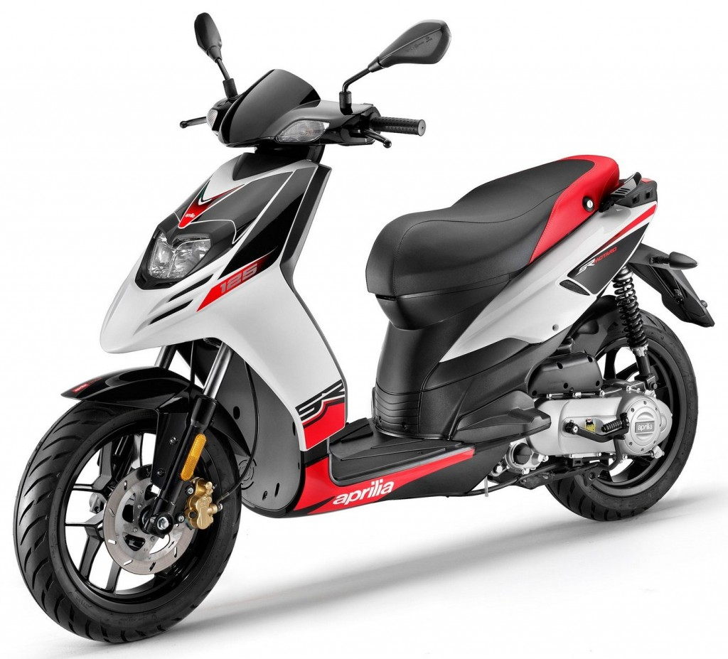APRILIA ATLANTIC 125 black