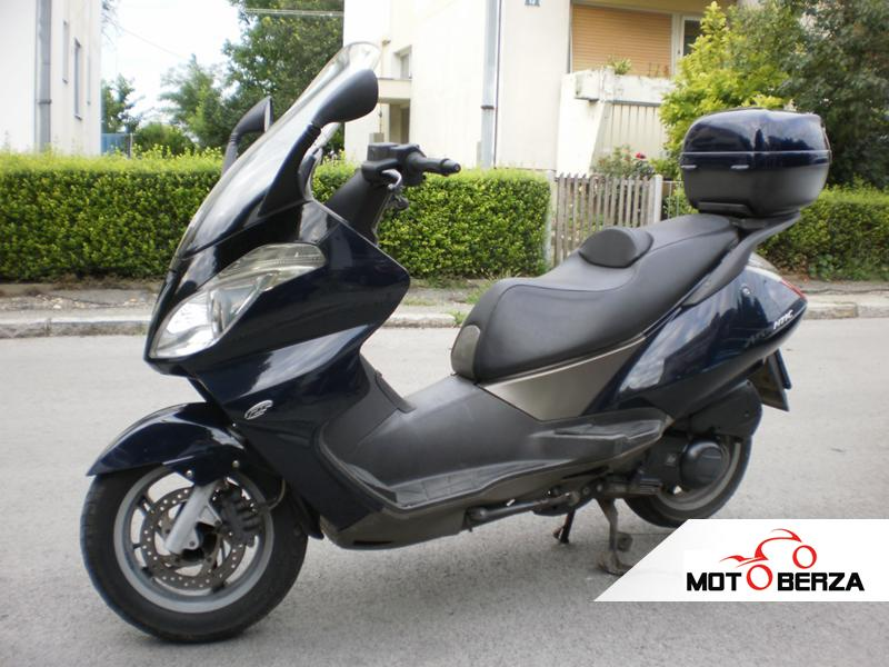 APRILIA ATLANTIC 125 blue