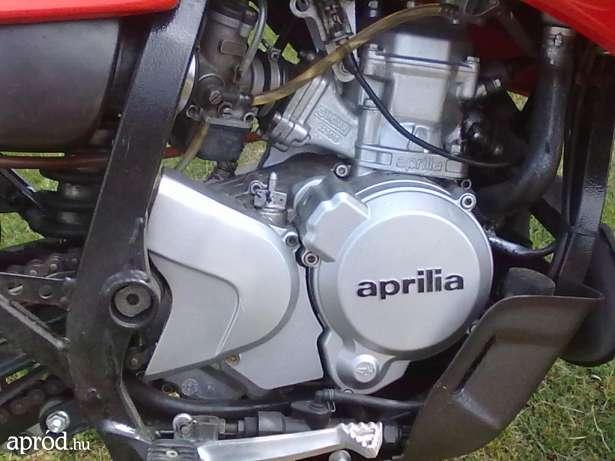 APRILIA PEGASO 125 blue