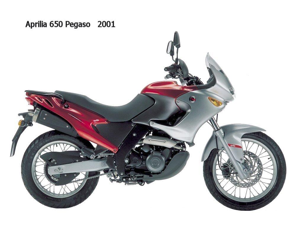 APRILIA PEGASO engine