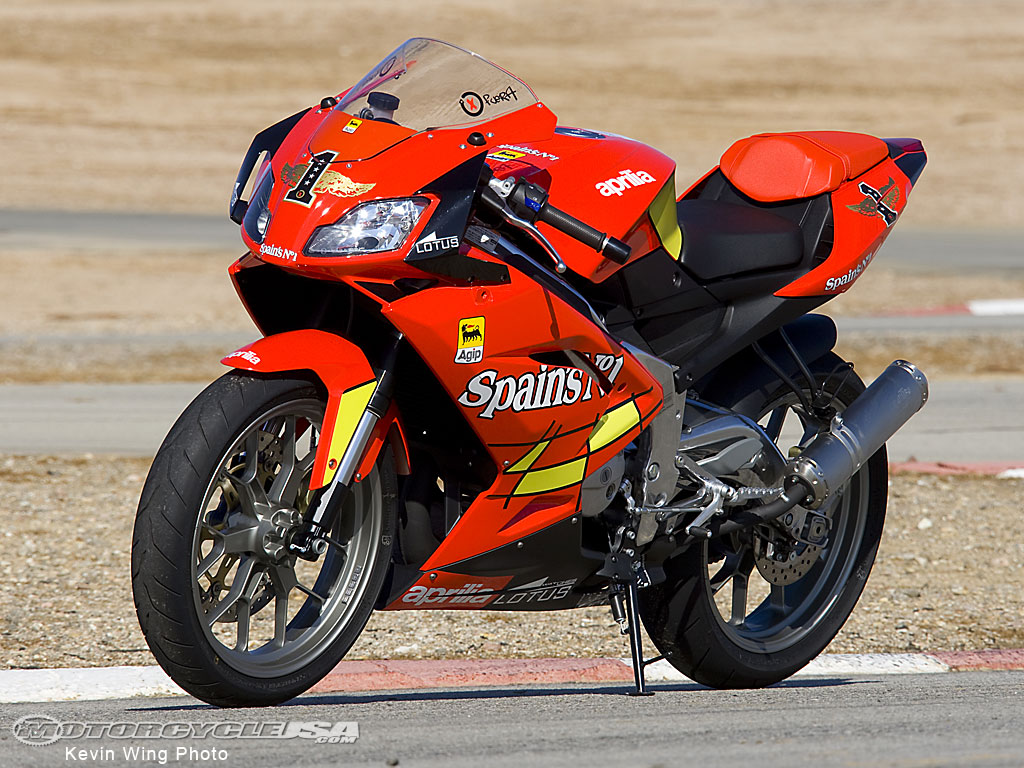 aprilia wallpaper (Aprilia RS125)