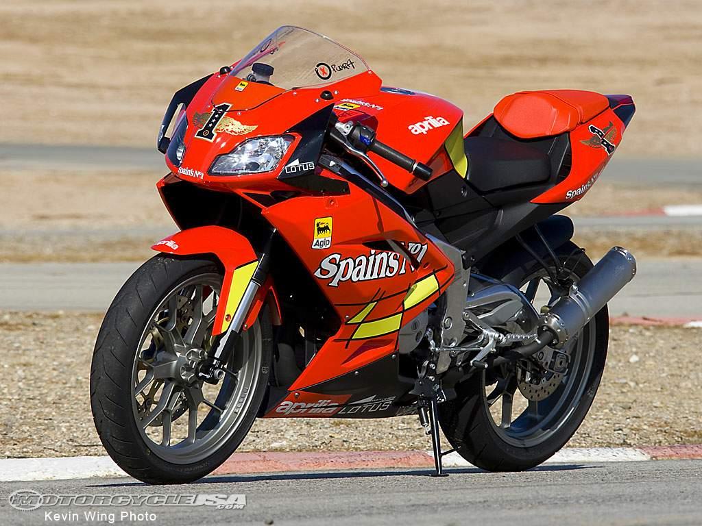 APRILIA SX 125 red
