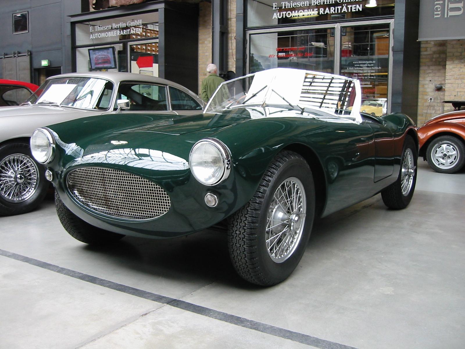 Aston Martin Db Key