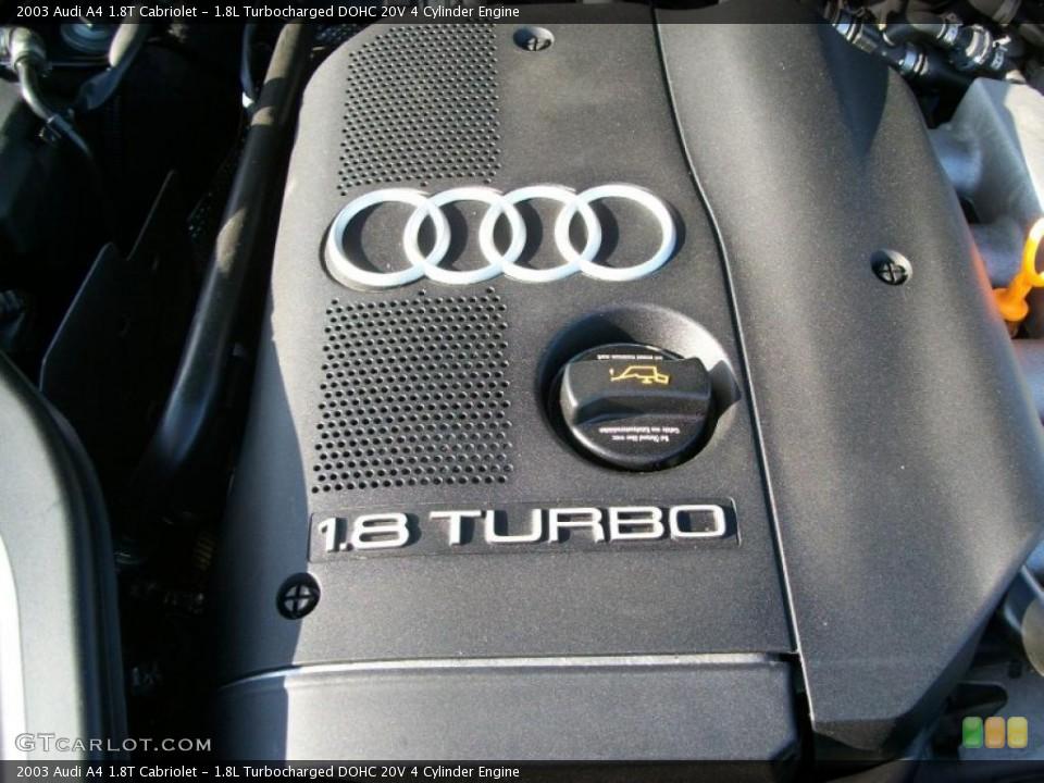 AUDI 1.8 20V engine