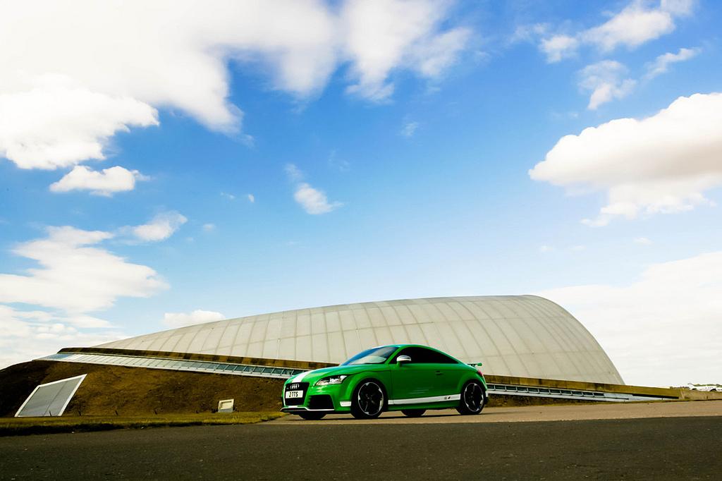 AUDI 1.8 20V green