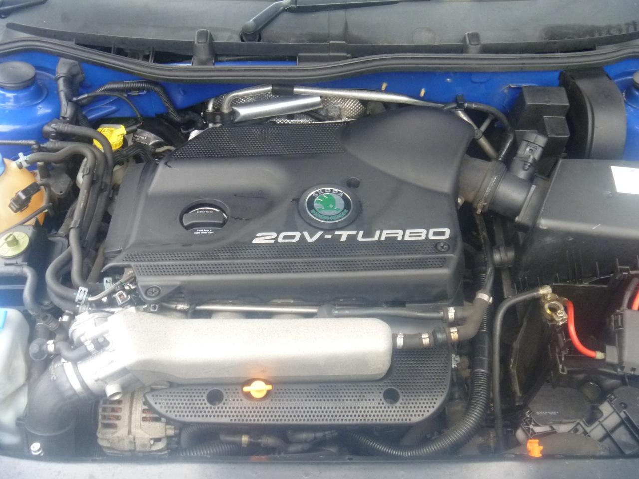 AUDI 1.8 20V silver