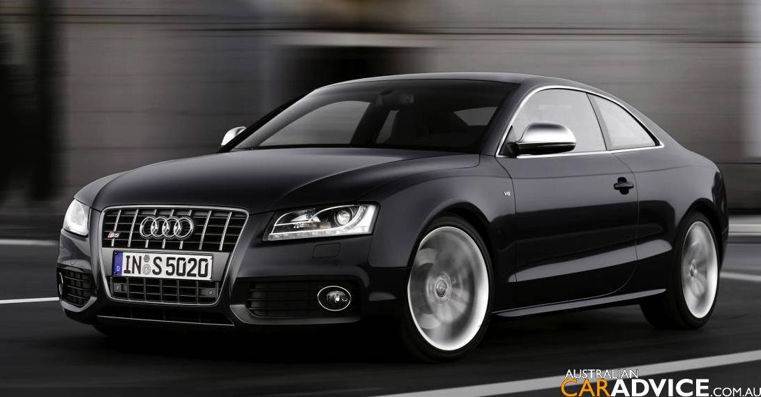 Audi A - Audi 5