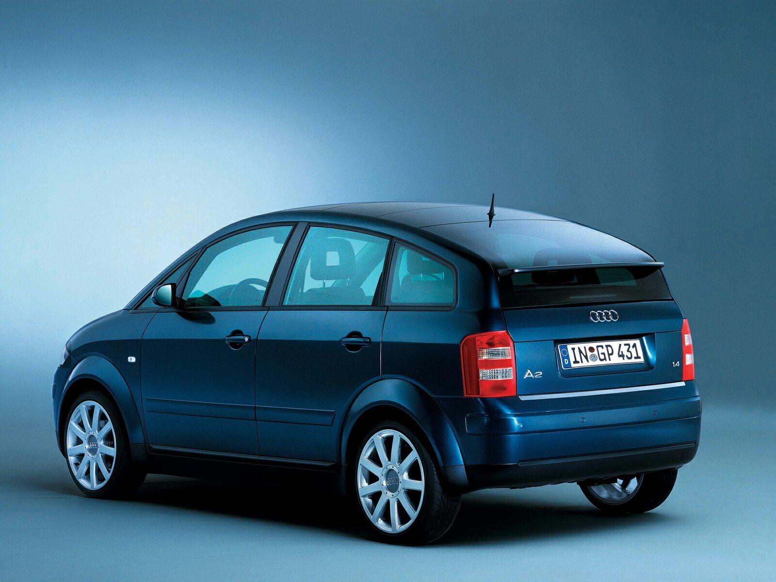 Audi A - Audi a2