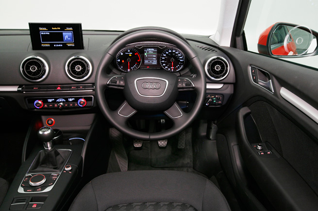 Audi A3 1 4