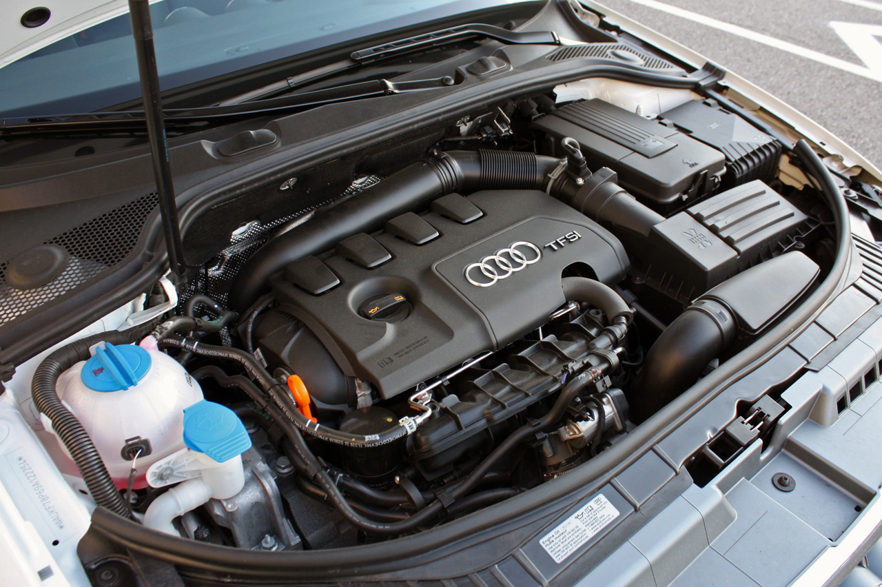 AUDI A Review And Photos - Audi s3 engine