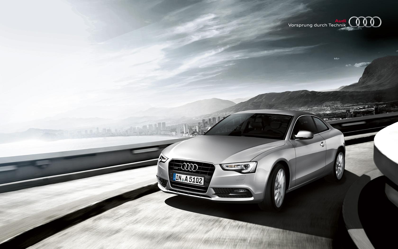 audi wallpaper (Audi A5)