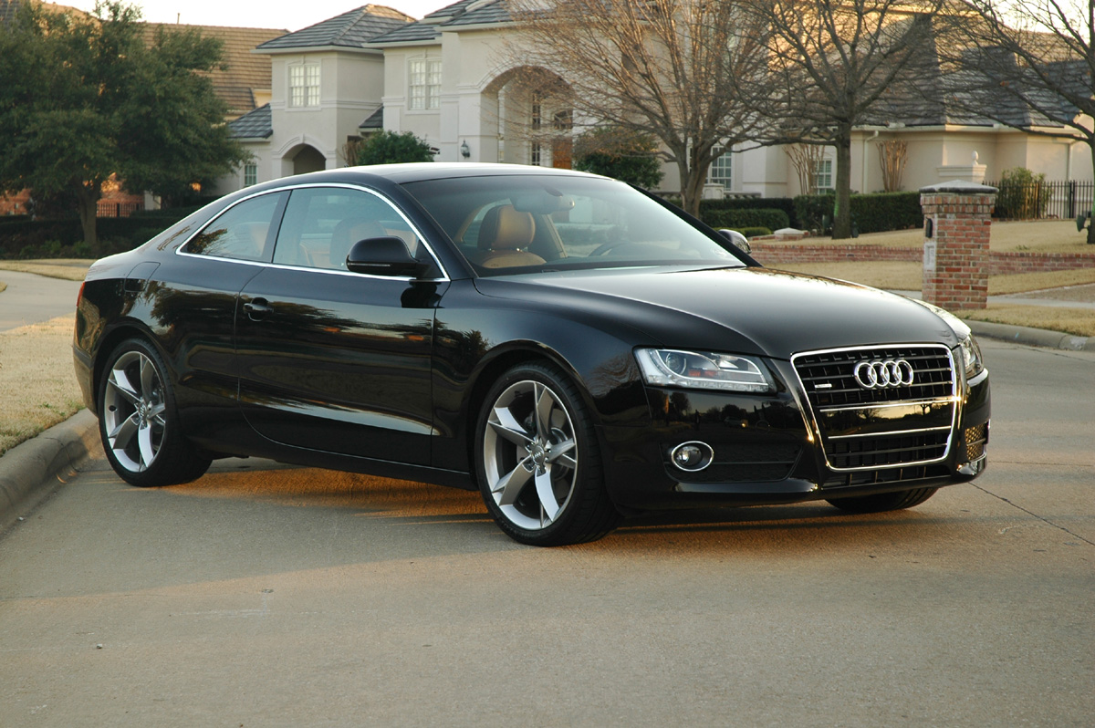 AUDI A5 - Review and photos