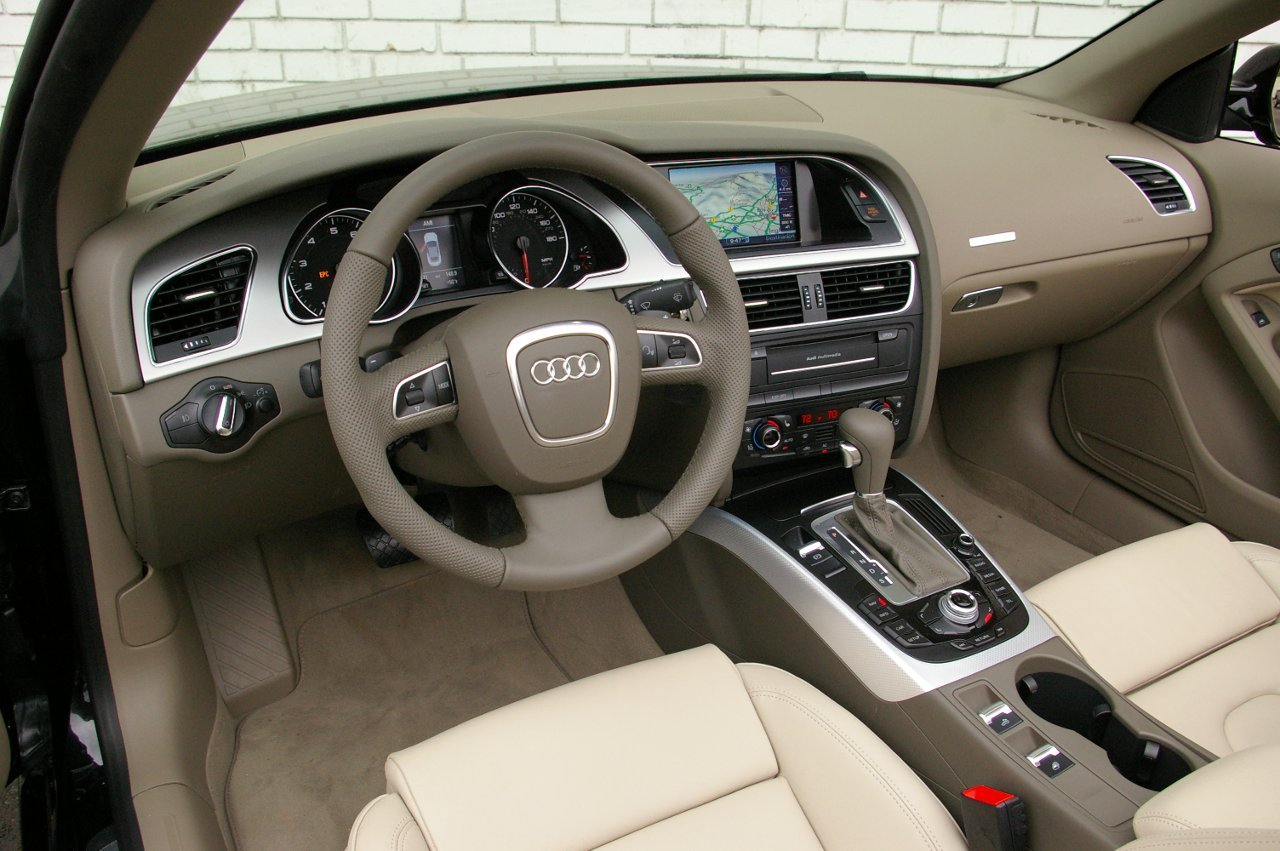 Audi A5 Review And Photos