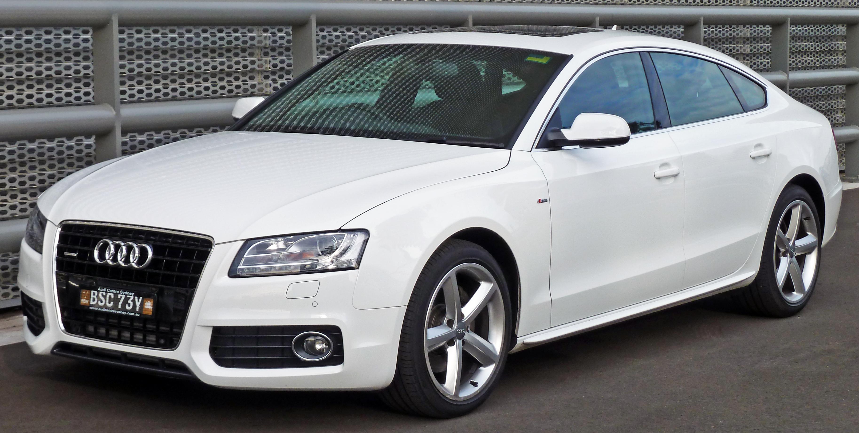 AUDI A Review And Photos - Audi 5