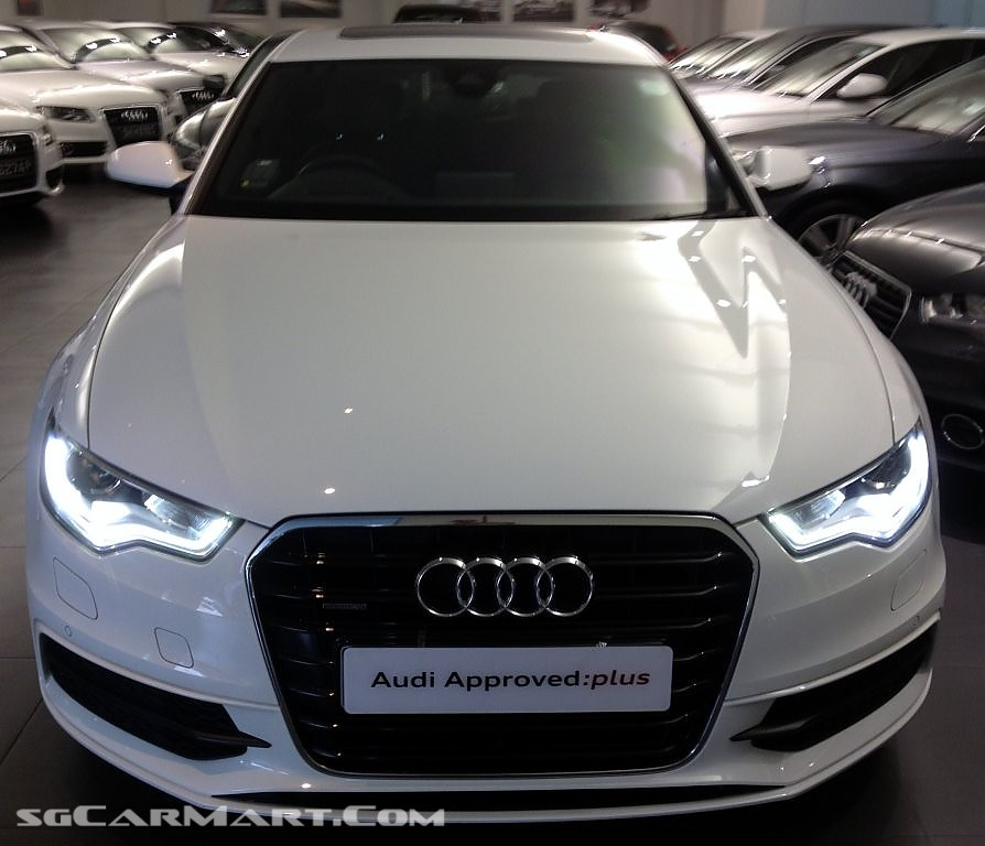 AUDI A6 1.8 T QUATTRO brown