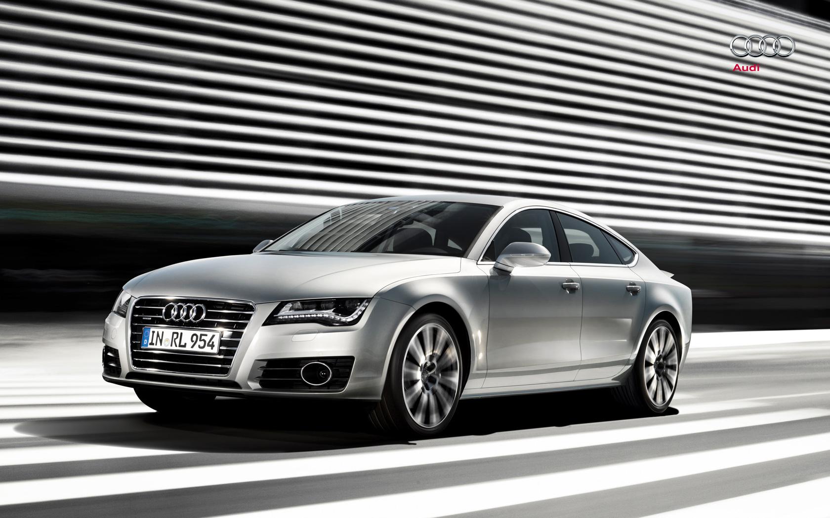 audi wallpaper (Audi A7)