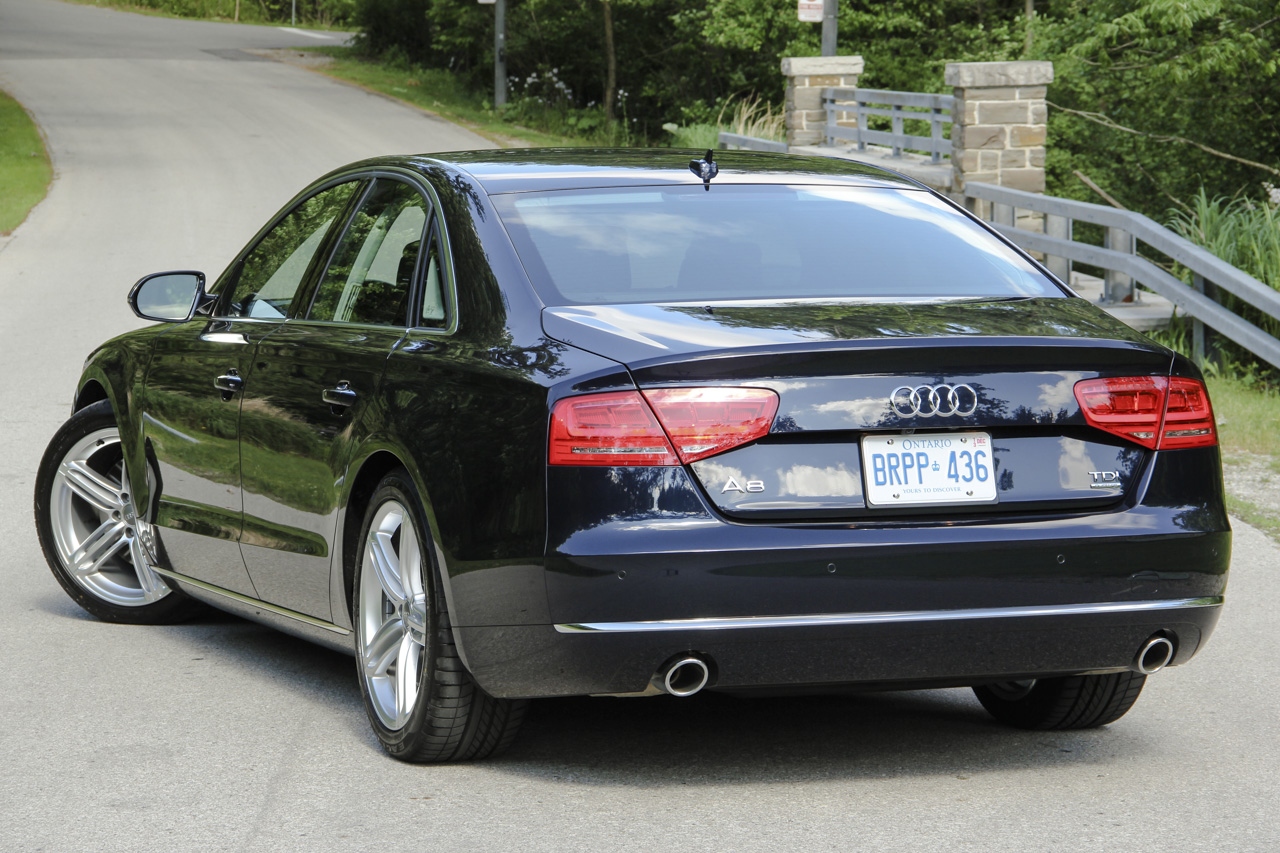 Audi A8 3 0