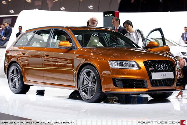AUDI A8 brown
