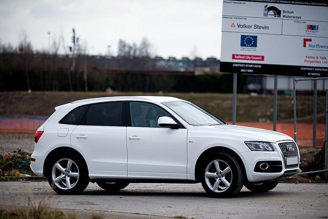 Audi Q5 2 0 Tdi Quattro