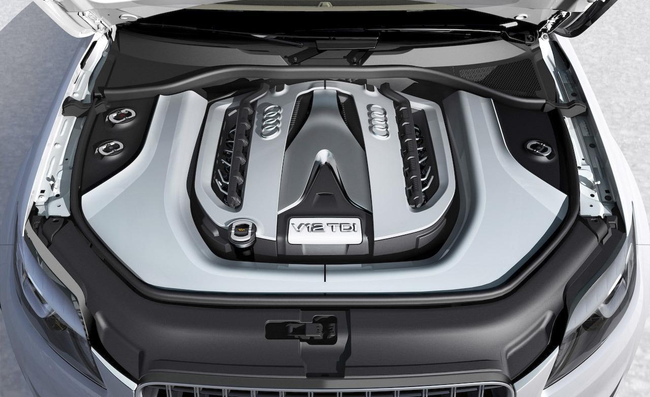 AUDI Q7 3.0 engine