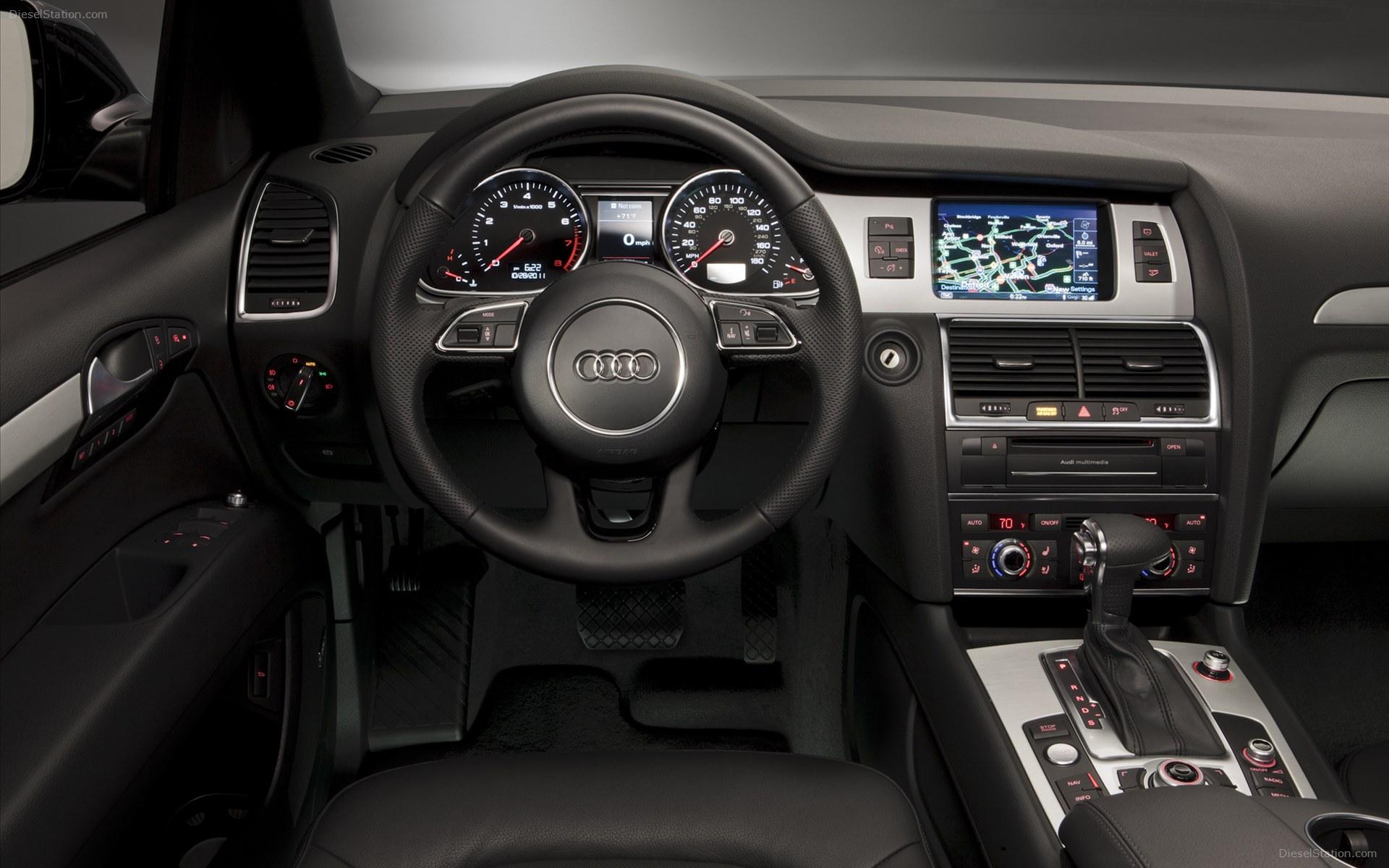 Audi Q7 3 0