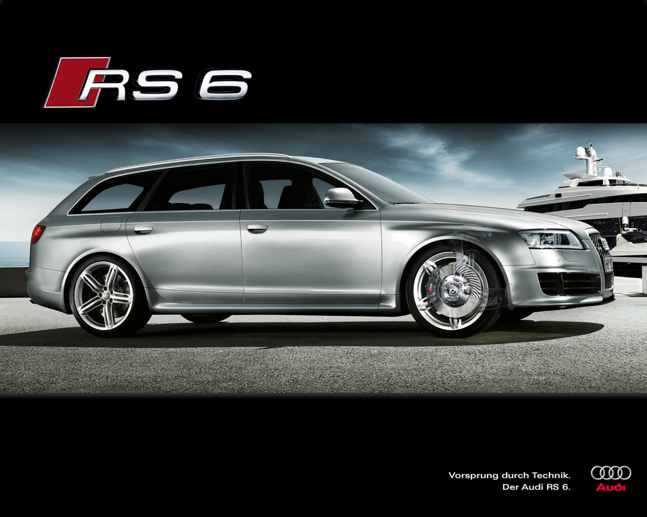 audi rs 6 review and photos. Black Bedroom Furniture Sets. Home Design Ideas