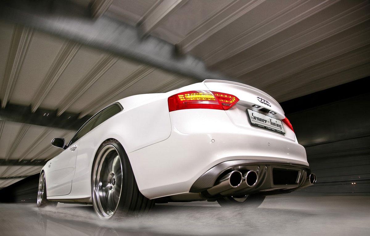 AUDI S5 white