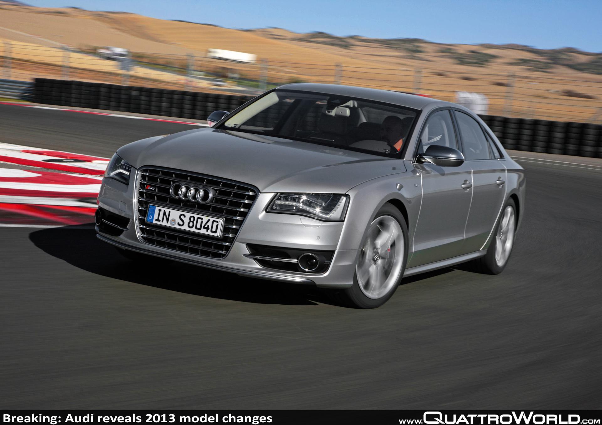 Audi S8 4 2 Quattro Tiptronic