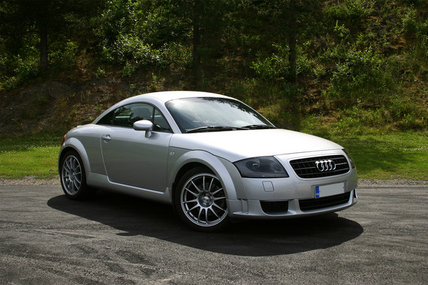 AUDI TT - Review and photos