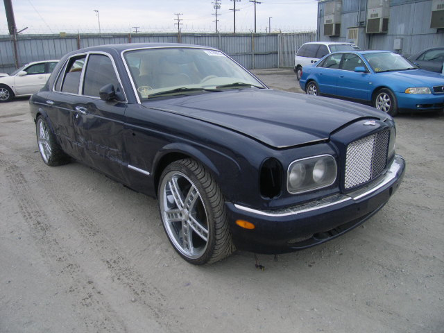 BENTLEY ARNAGE 6.8 brown