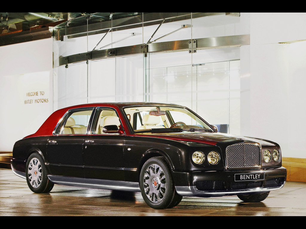 bentley wallpaper (Bentley Arnage)