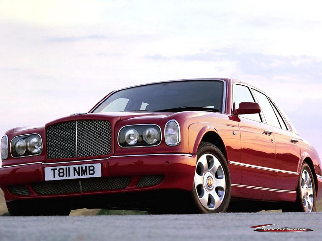 BENTLEY ARNAGE red