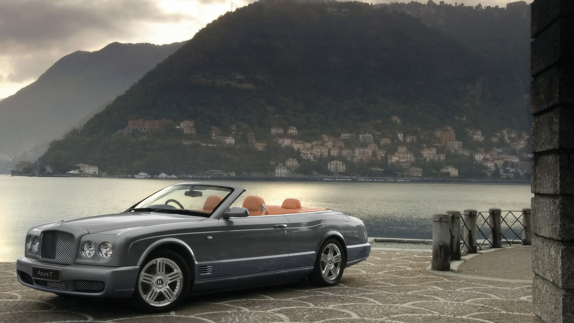 BENTLEY AZURE brown