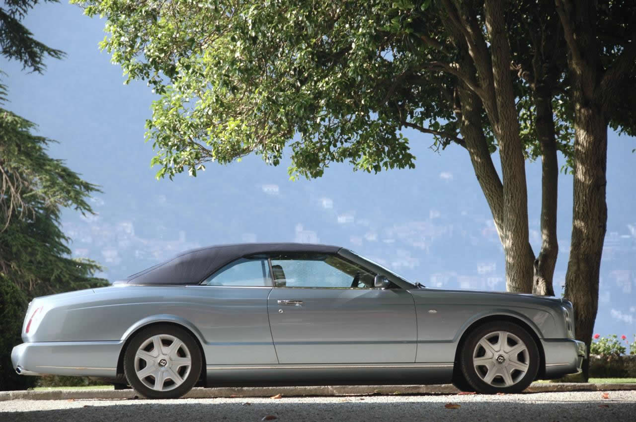 BENTLEY AZURE silver