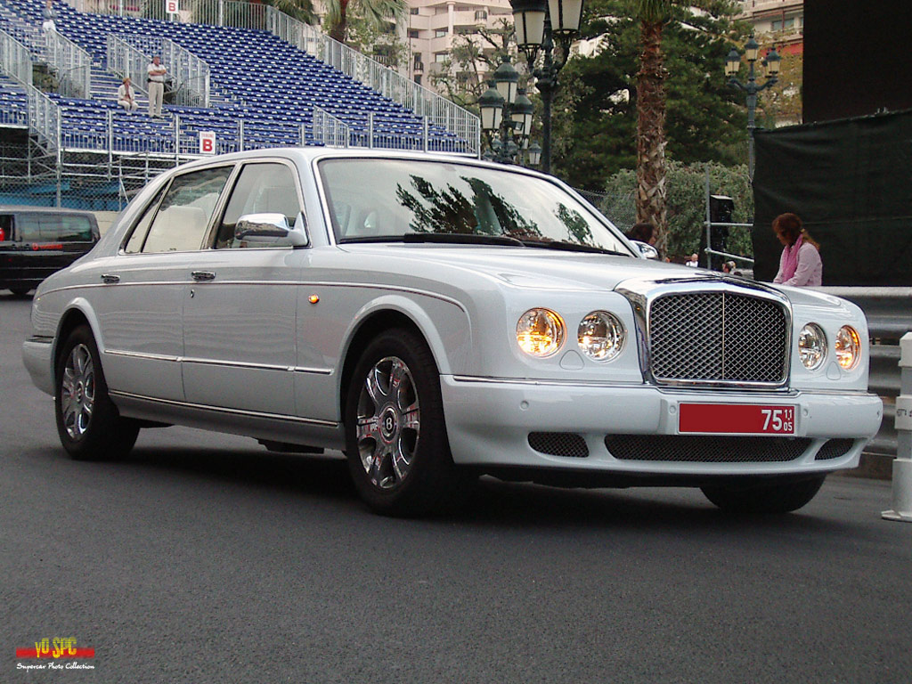 BENTLEY AZURE white