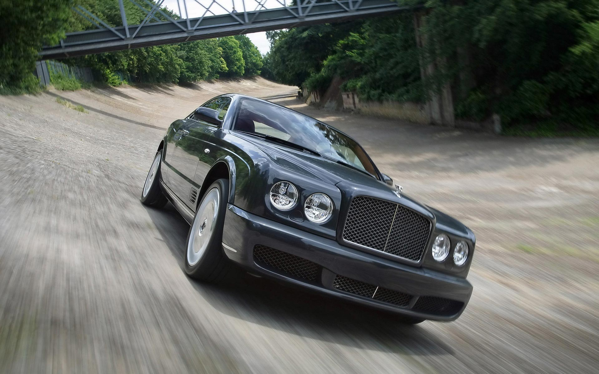 BENTLEY BROOKLANDS brown